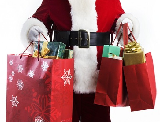 """Will Santa ditch the red suit this holiday for something more """"trendy""""? Pantone's Color of the Year Announced!"""