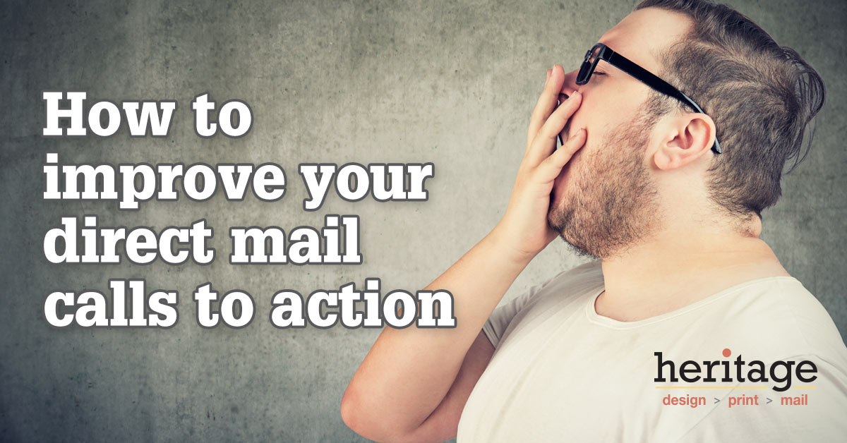 Forward Thinking Blog Direct Mail Calls To Action
