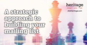 Mailing List Strategies