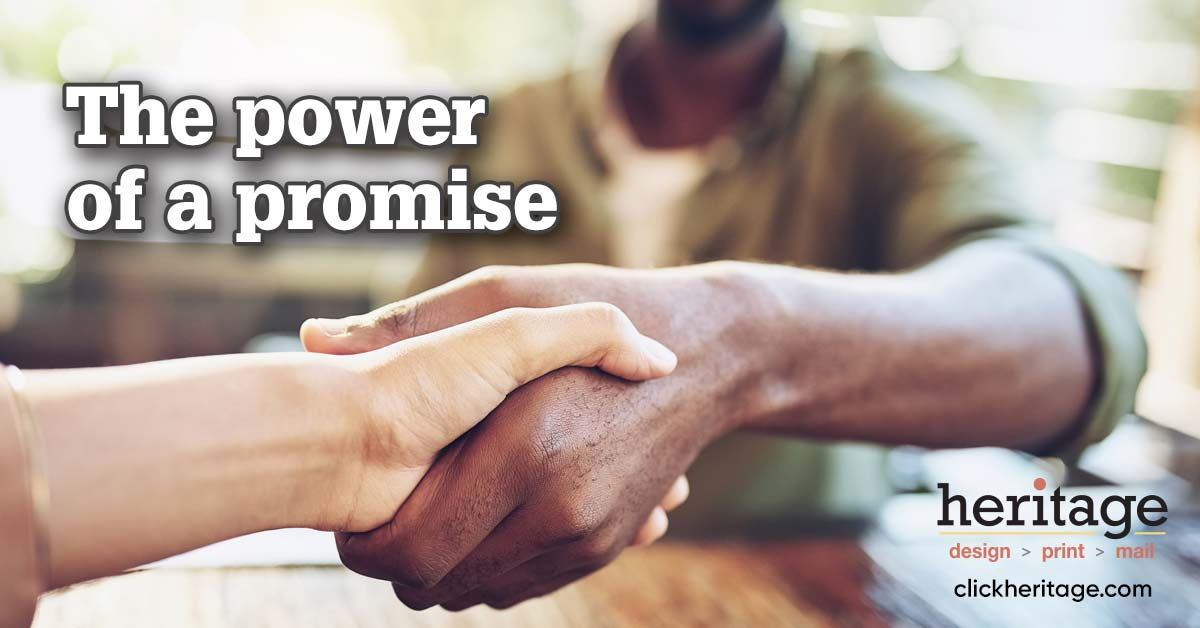 The Power Of A Brand Promise