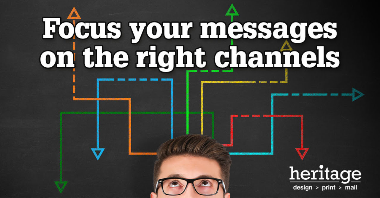 Focus Your Messages On The Right Communication Channels